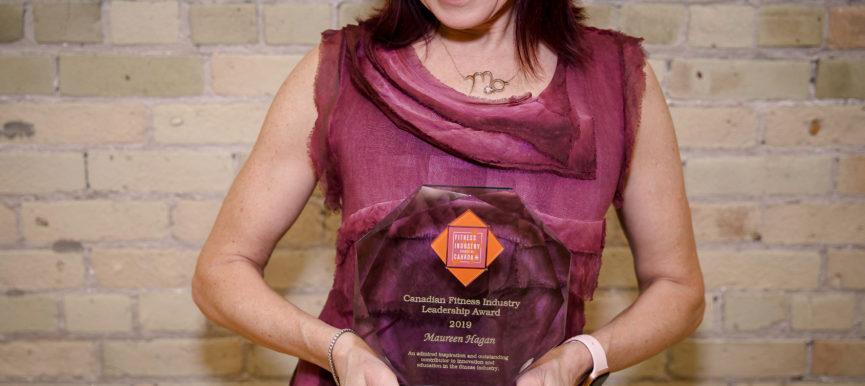 Canadian Fitness Industry Leadership Award