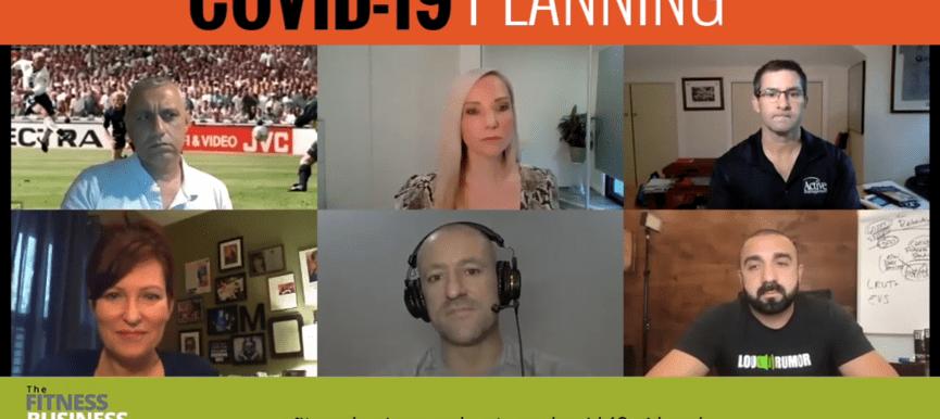 Mo Hagan participates in a recent COVID19 Mastermind Panel - Edition 2