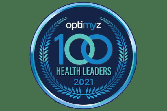 OptiMYz TOP 100 Health Leaders 2021