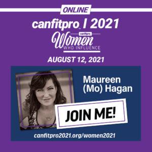 canfitpro Event Image with Mo Hagan